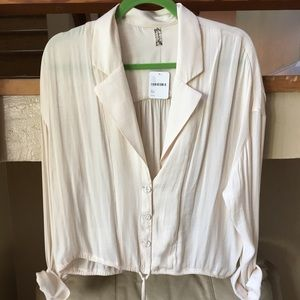 Free people blouse. XS Small med